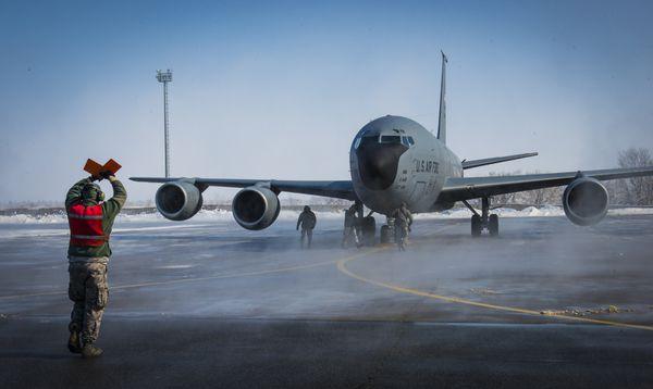 La dernière mission de ravitaillement en Afghanistan