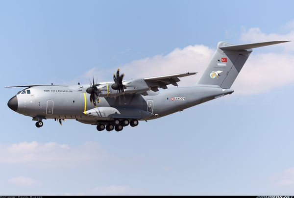 La Turquie accepte (enfin) son premier A400M