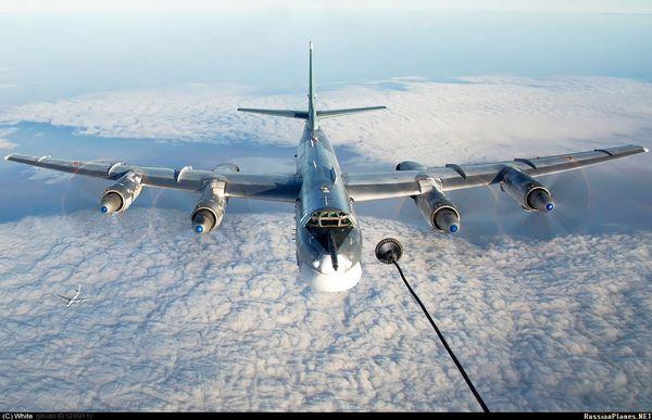 Air France dément qu'une collision a été évitée avec un Tu-95 russe