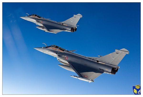 Le Ministère de la Défense confirme l'envoi de 4 Rafale en Pologne