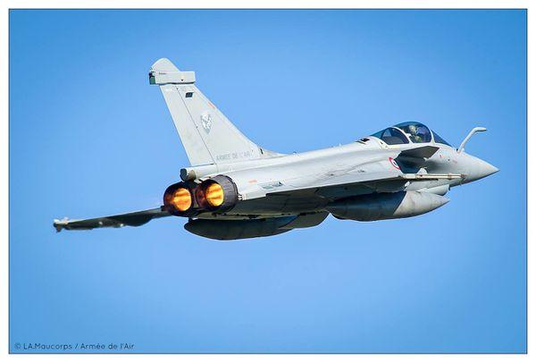 L'espace aérien suisse fermé aux Rafale de l'EC 1/7 &quot&#x3B;Provence&quot&#x3B;