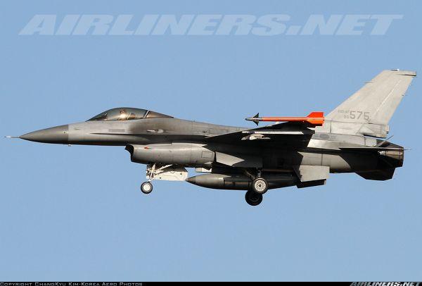 La modernisation des F-16 sud-coréens va débuter aux Etats-Unis