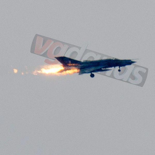 Un Mig-21 s'écrase en Croatie avant l'atterrissage