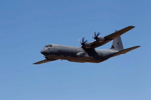 Mise à jour - En Irak, un C-130J Super Hercules australien a été visé par des tirs des jihadistes de l'Etat Islamique