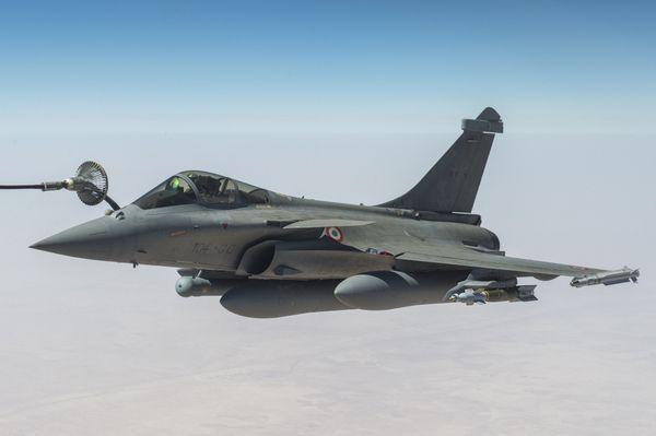 Les missions aériennes se poursuivent en Irak