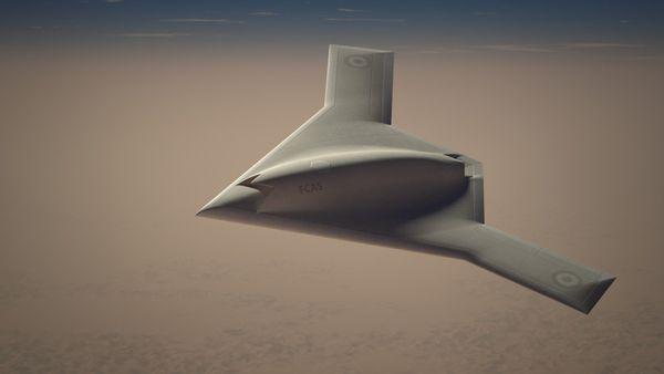La France et le Royaume-Uni s'unissent pour le futur avion de combat de prochaine génération