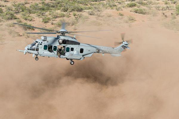 Un soldat français des Forces Spéciales décède dans le crash d'un hélicoptère Caracal au Burkina Faso