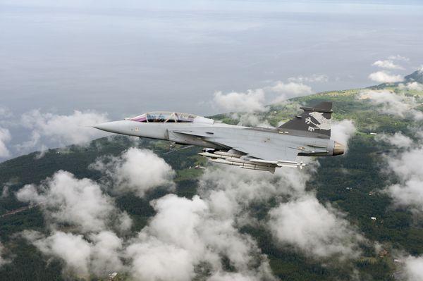 Saab refuse de vendre des avions JAS-39 Gripen à l'Argentine
