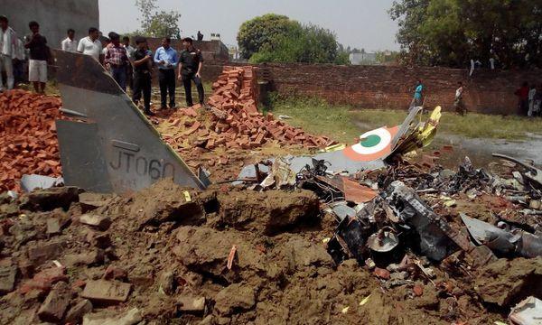 L'Inde suspend les vols de sa flotte de Jaguar après le crash de l'un d'entre eux