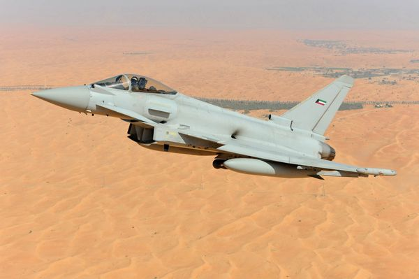 Le Koweït confirme l'acquisition de 28 Eurofighter Typhoon
