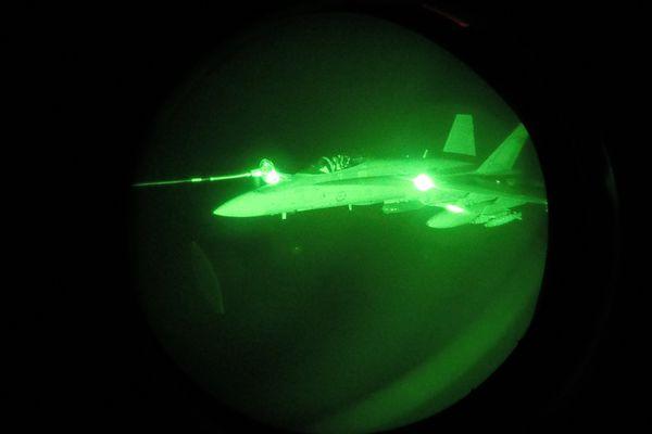L'Australie effectue sa première mission au-dessus de la Syrie