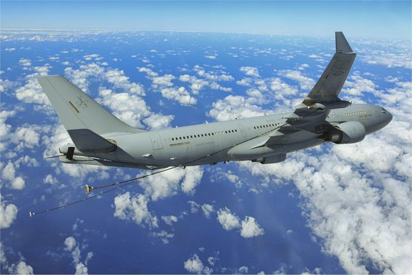 Photo : (c) RAAF - Un KC-30A MRTT de la Royal Australian Air Force.