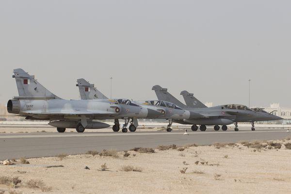 Ожидается выкатка первого истребителя Rafale для ВВС Катара