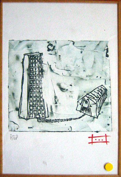 Immeuble et Magasin
