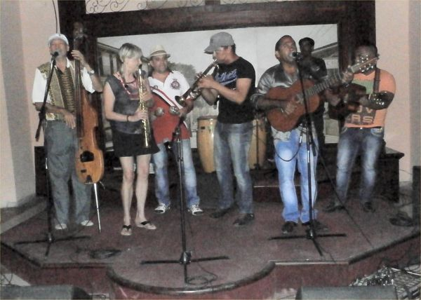 Cuba : de Cienfuegos à Puerto Vita