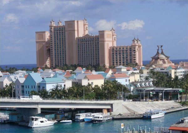 De Nassau à Jacksonville (Floride)
