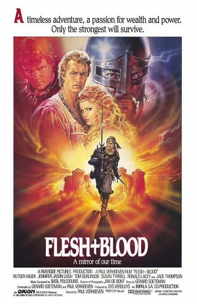 FLESH AND BLOOD - LA CHAIR ET LE SANG -1985