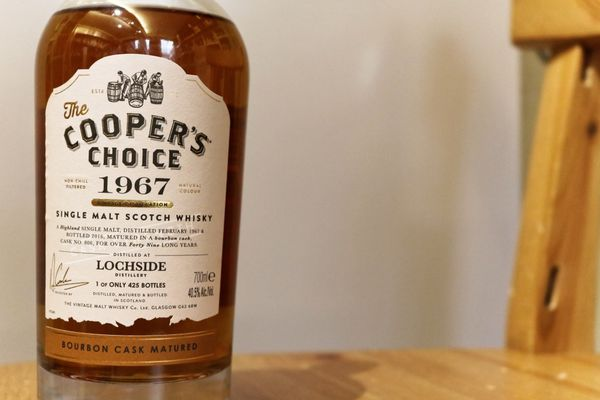 Lochside 1967/2016 The Cooper's Choice, 49 ans, 40.5%