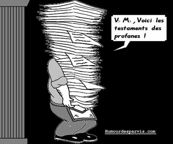Illustration du blog Humour des Parvis (http://www.humourdesparvis.com/).