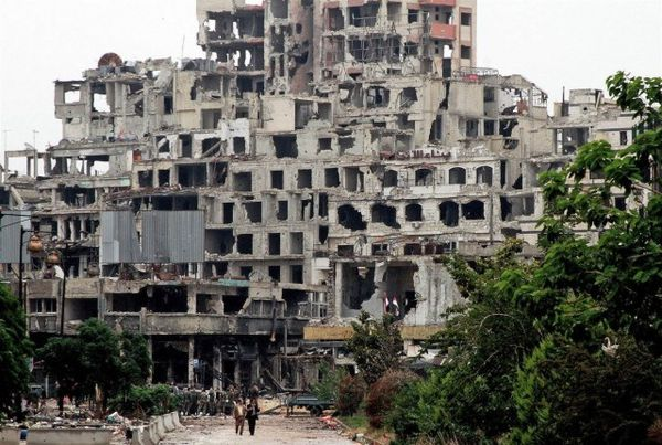 Homs (Syrie) - AFP