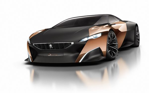 PEUGEOT ONYX, THE MOST BEAUTIFUL CAR
