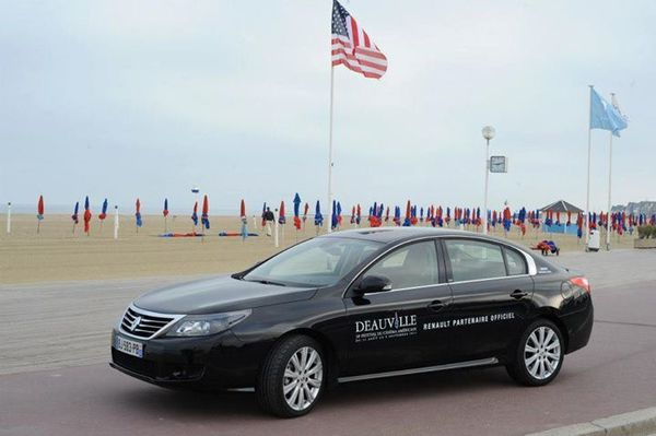 RENAULT PARTNER OF THE DEAUVILLE AMERICAN FILM FESTIVAL