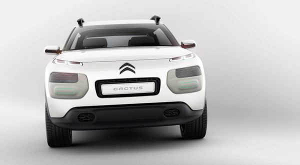 CITROEN C4 CACTUS READY FOR 2014
