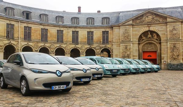SCOOP : JOINT VENTURE BETWEEN RENAULT AND BOLLORE