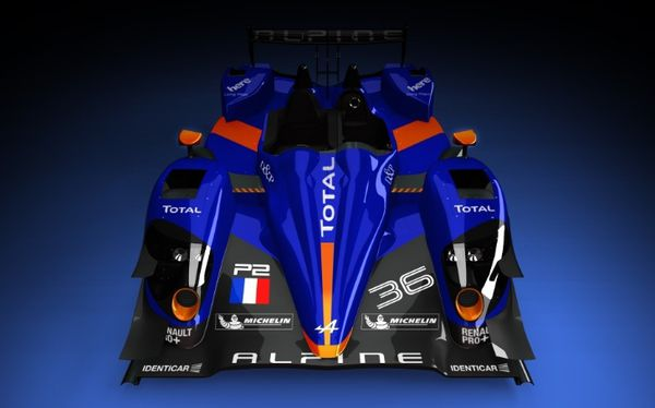 GLORY FOR ALPINE WITH THE EURO LE MANS SERIES