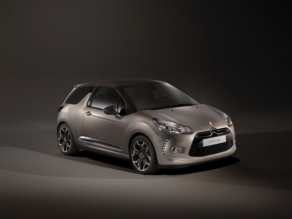 CITROEN DS3 DS WORLD PARIS LIMITED EDITION