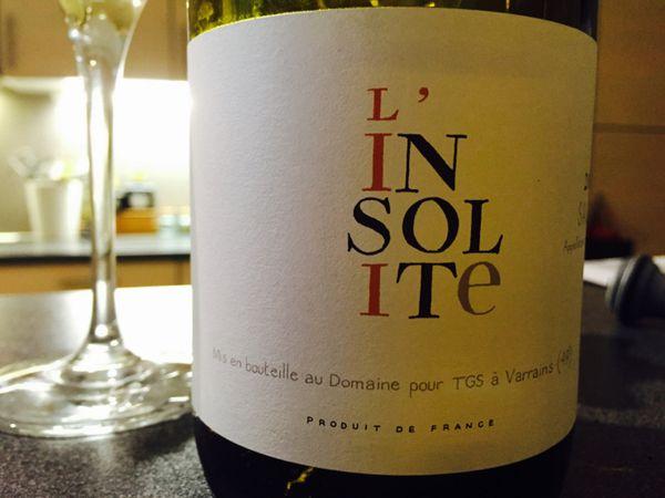 Insolite 2012, Domaine des Roches Neuves