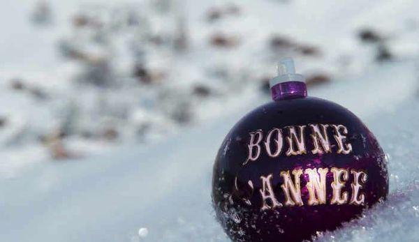 BONNE ANNEE 2014 A TOUS!