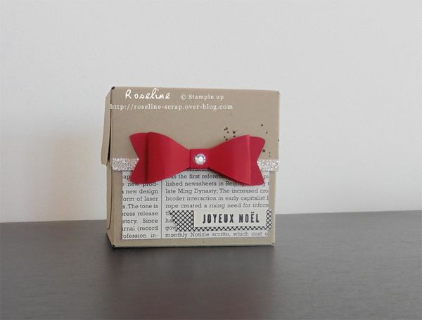 Insta pochette : petite boîte