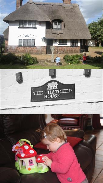 Weekend dans un cottage anglais