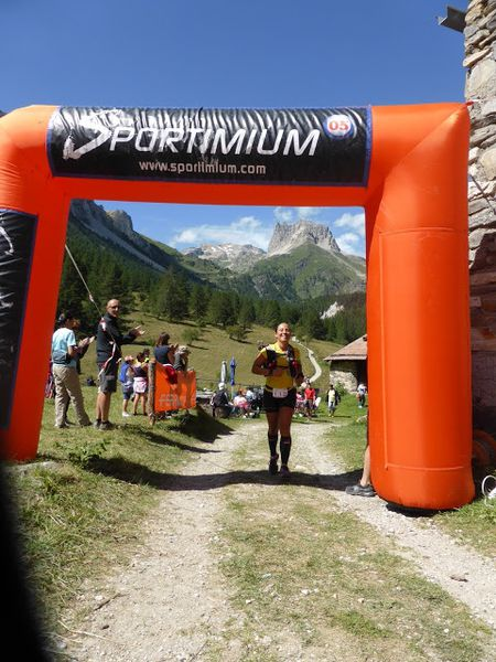 Trail Del Thabor  le 05/08/13