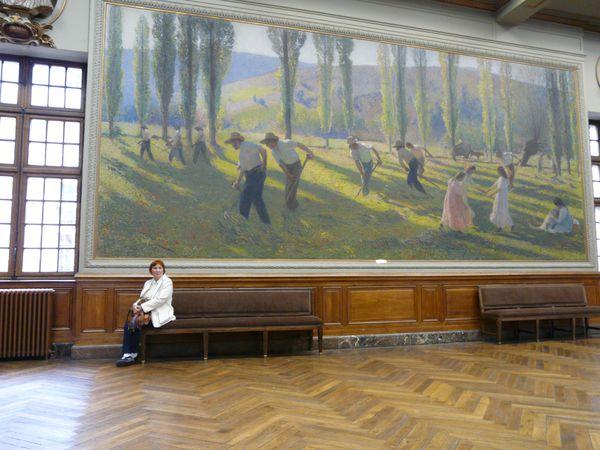 Prefeitura de Toulouse, salle des Illustres