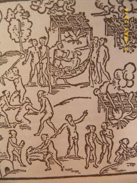 Un document pour un festin cannibale
