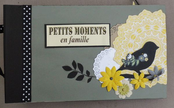 Album&quot&#x3B;Petits moments&quot&#x3B;