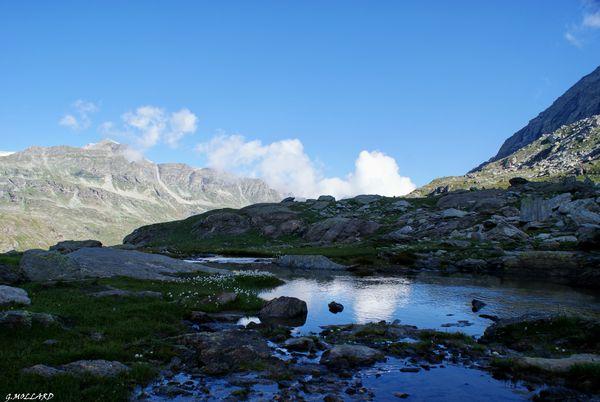 Bramans/Vallon d'Ambin/Mont D'Ambin/Col d'Ambin