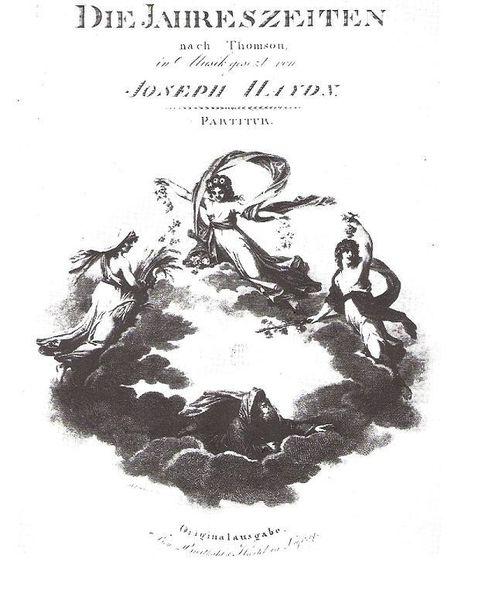 Les Saisons de Joseph Haydn