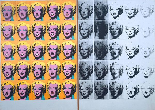 Analyse d'oeuvre: Andy Warhol