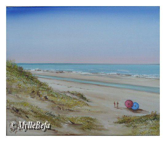 Mer, plage, dunes etc...