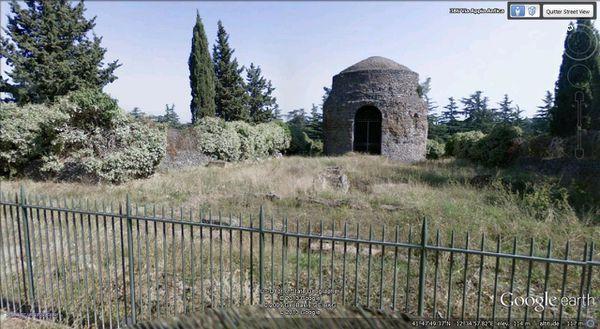 11e Via Appia Antica SUD   700 hab    27% d'étrangers