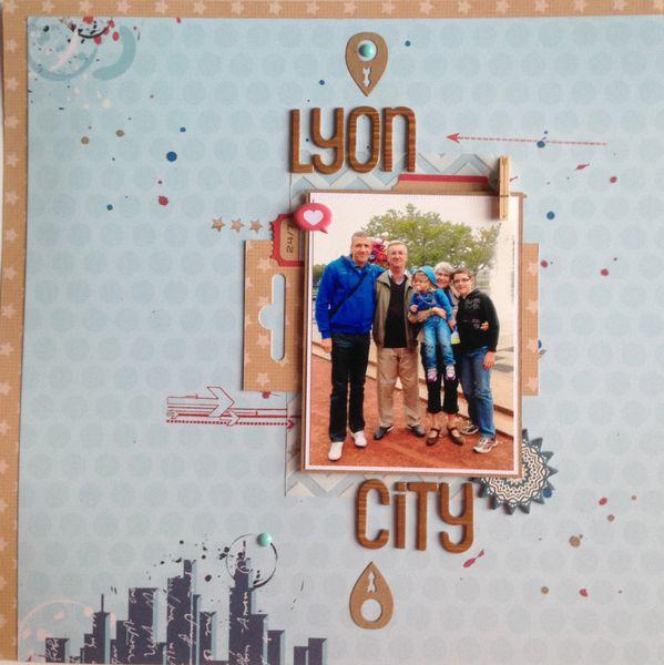 LYON CITY...