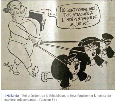 Scandale: Taubira voulait étendre la réforme pénale (laisser les criminels en liberté) aux violeurs de mineurs