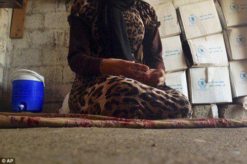 Femme Yazidi capturée par l'Etat islamique : « J'ai été violée 30 fois et il n'est pas encore midi »