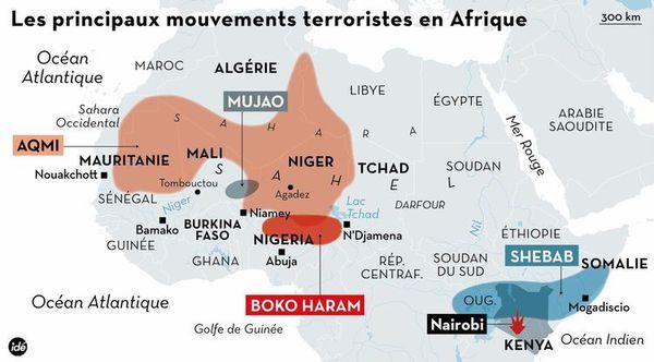 Le terrorisme en Afrique! (par Renseignor)