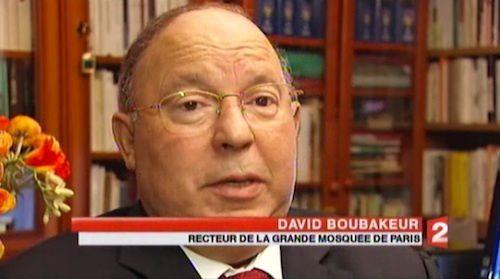 Boubakeur :La réelle hypocrisie !