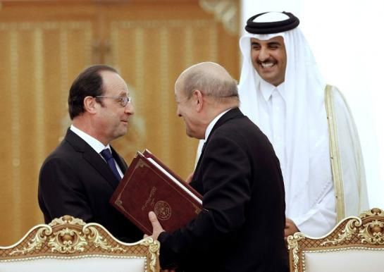 Hollande, l'ami normal des parrains du djihadisme !