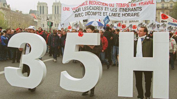 Les Français sont les plus fainéants&#x3B;honteà eux!!